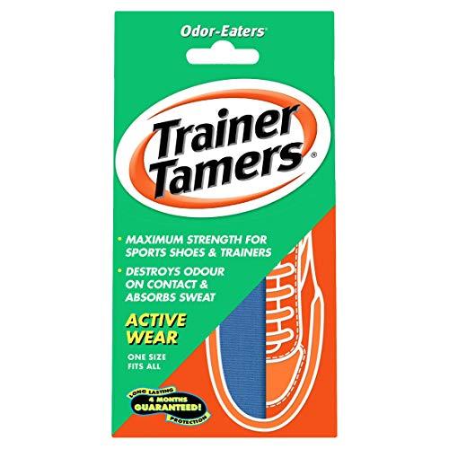 Odor-Eaters Trenażer, niszczenie zapachów, wkładki o super wytrzymałości, do aktywnego noszenia