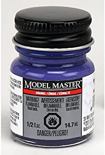 Testor'S 275916 1/2 Oz Bright Light Purple Gloss Model Master Auto Enamel Paint