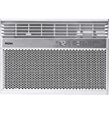 Haier 12,000 BTU 115-Volt Smart Window Air Conditioner, Energy Star humidty-meters, 115V
