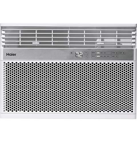 Haier 12,000 BTU 115-Volt Smart Window Air Conditioner, Energy Star humidty-meters, 115V