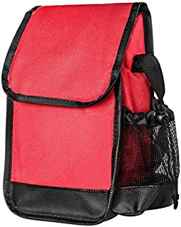 Lunch Bag, BuyAgain Small Deluxe Reusable Picnic Insulated Cooler Bag Pack With Adjustable Shoulder Strap