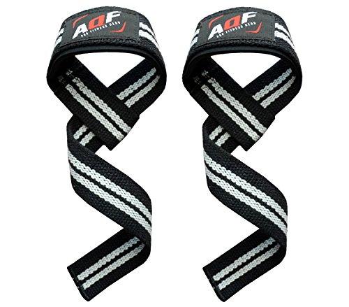 profesional ranking Cinturón de levantamiento de pesas de neopreno AQF con reposamanos suave,… elección