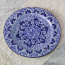 Novica Alonso Luis Mexican Authentic Talavera Handcrafted Ceramic Plate & Reviews | Wayfair