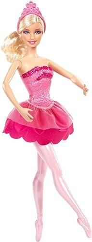 Barbie - X8822 - Poupée - Ballerine - Rose