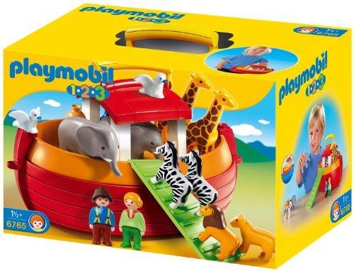Playmobil 6765 My TAKE Along 1.2.3 NOAN'S ARK.