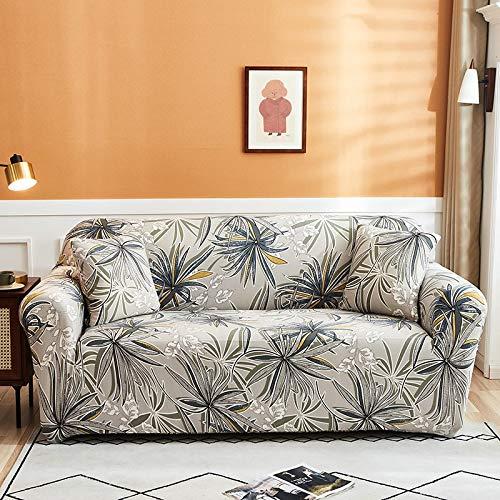 PPMP Funda de sofá elástica para Sala de Estar Funda de sofá elástica Funda de sofá elástica Funda de sillón de Esquina en Forma de L A20 1 Plaza