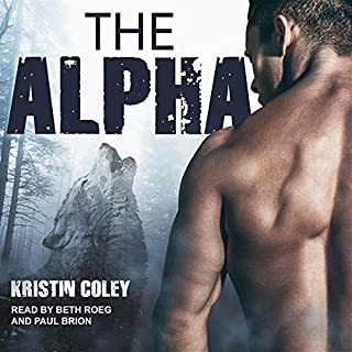 The Alpha audiobook cover art