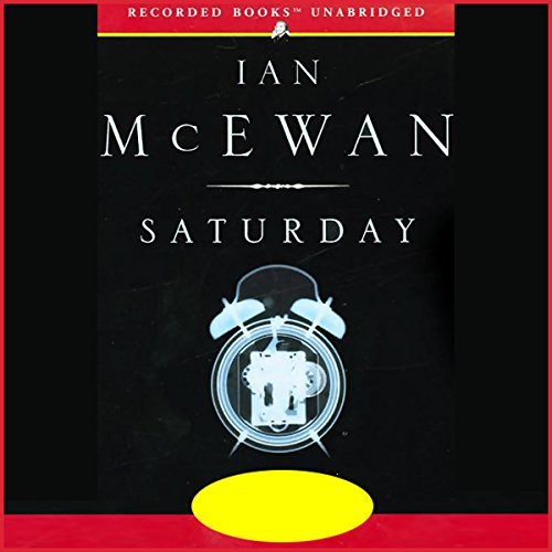 Saturday audiobook cover art