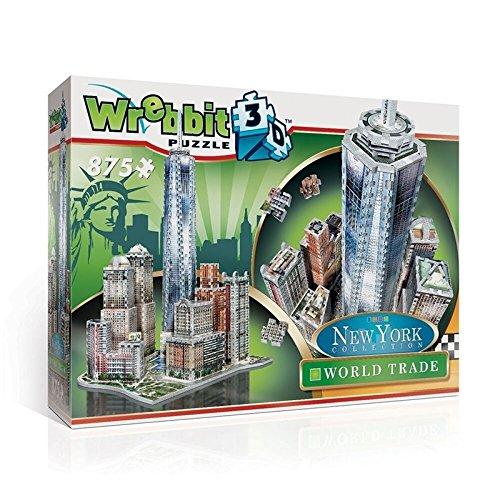 Wrebbit 3D 0665541020124 3 D Puzzle