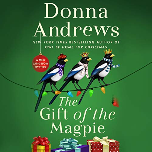 The Gift of the Magpie cover art