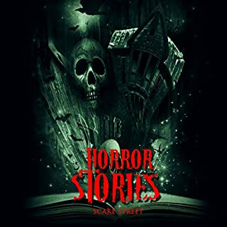 Horror Stories: A Short Story Collection cover art