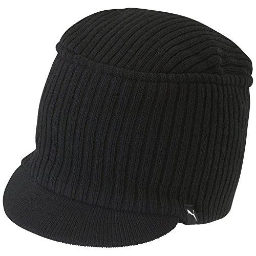 PUMA Snyder Mil Casquette Homme, Noir, FR Unique (Taille Fabricant : ADUL)