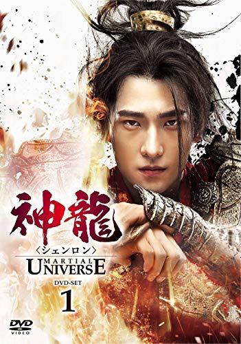 神龍(シェンロン)-Martial Universe- DVD-SET1