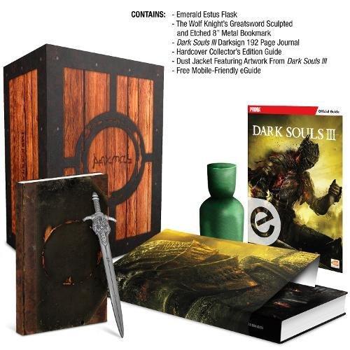 Dark Souls III Prima Official Game Guide - Estus Flask Edition