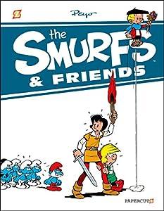 The Smurfs Graphic Novels 29巻 表紙画像