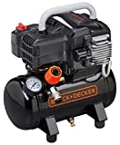 Black+Decker 195/6 NK Air Compressor, 230 V, BD 195/6/NK