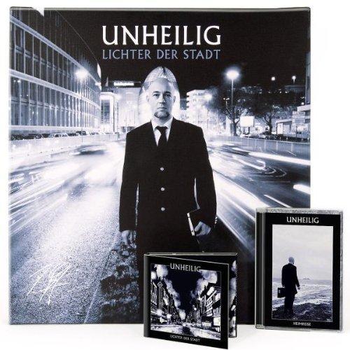 Lichter Der Stadt-CD+DVD- by Unheilig (2012-03-15)