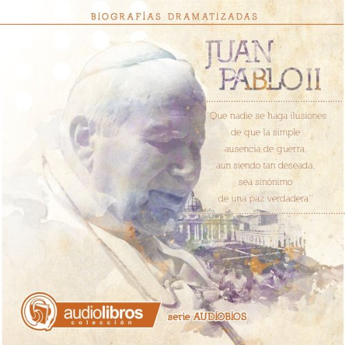 Juan Pablo II audiobook cover art