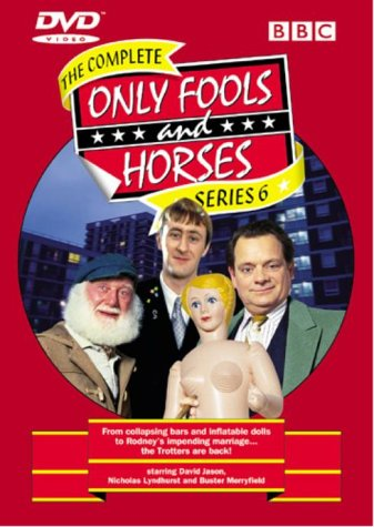 Only Fools and Horses - The Complete Series 6 [1989] [DVD] [1981]
