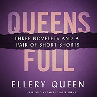Queens Full audiobook cover art