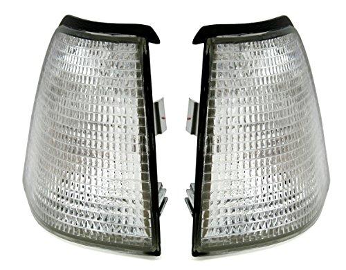AD Tuning GmbH & Co. KG 960010 Frontblinker Set, Klarglas WeiàŸ