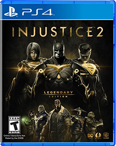 Injustice 2 – Legendary Edition – PlayStation 4