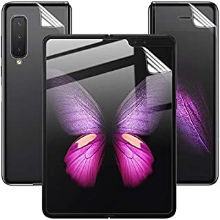 TOMMY-Phone Screen Protectors - For for Samsung Galaxy Fold Screen Protector Protective Film IMAK Hydro III Phone Screen F...