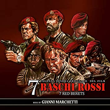 Sette baschi rossi (Original Motion Picture Soundtrack)