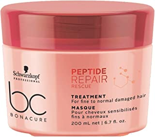 Schwarzkopf Professional Bonacure Peptide Repair Rescue Treatment 200 ml