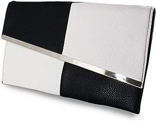 Envelope Clutch Bag Crossbody of Chain Strap for Women Wedding & Party Handbag or Shoulder bag by HQSlife