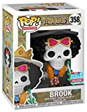 Funko Pop! One Piece Brook Fall Convention Exclusive Figure...