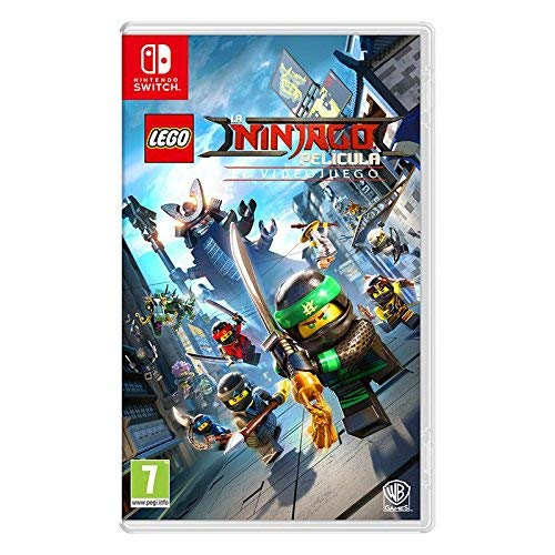Pack Lego: Ninjago + Regalo (Switch)