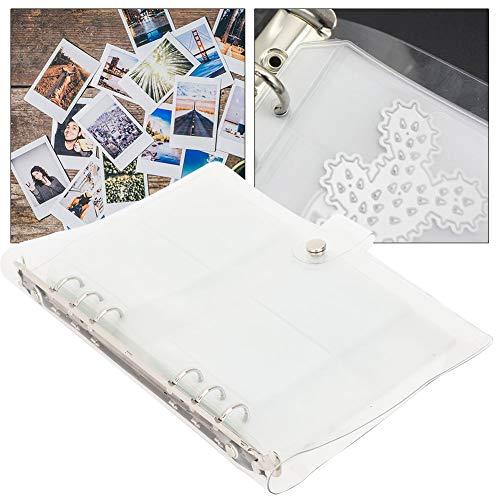 10 hojas DIY Scrapbooking Troqueles de corte Stencil Almacenamiento Colecciones de libros Organizador de cajas de moldes de corte(8 Grid)