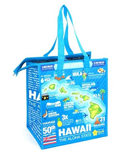 保冷バッグ ハワイ直輸入 エコバッグ トートバッグ ランチ バッグ ハワイアン雑貨 アメリカン雑貨 ハワイ お土産 (インフォメーション)