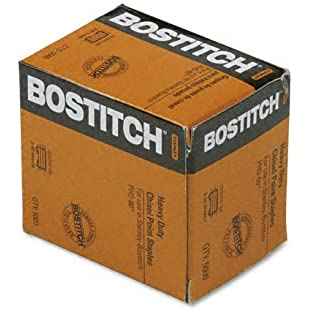 BOSSB35PHD5M - Stanley Bostitch Personal Heavy-Duty Staples