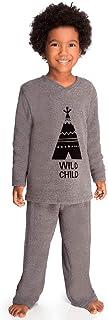 Pijama Longo Masculino Kids Guaxinim