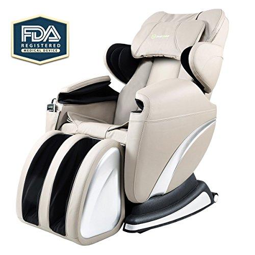 Real Relax Shiatsu Massage Chair Favor 01