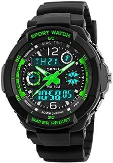 Kid Watch Multi Function Digital LED Sport 50M Waterproof...