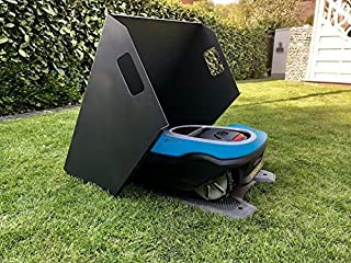 Garaje para robot cortacésped XXL, para garaje o casa