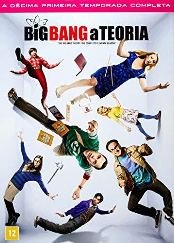 Big Bang Theory 11A Temp [DVD]