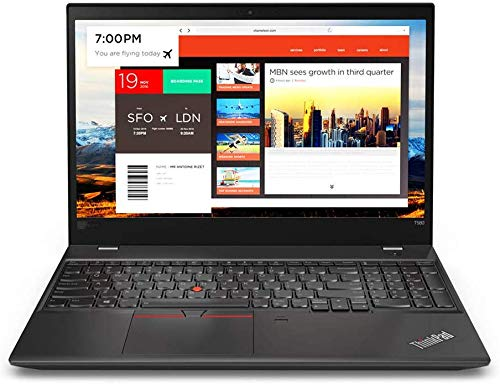 Lenovo Thinkpad T580 // Intel i5-8350u / 16GB DDR4 Memory / 1TB SSD / Windows 10 pro / 2 Year Warranty