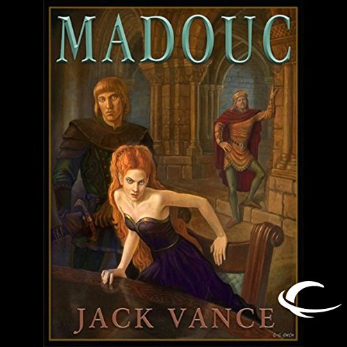 Madouc audiobook cover art