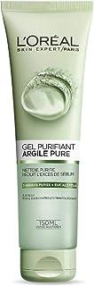 L'Oreal Paris Skin Care Pure Clay Cleanser, Purify & Mattify, 4.4 Fluid Oun