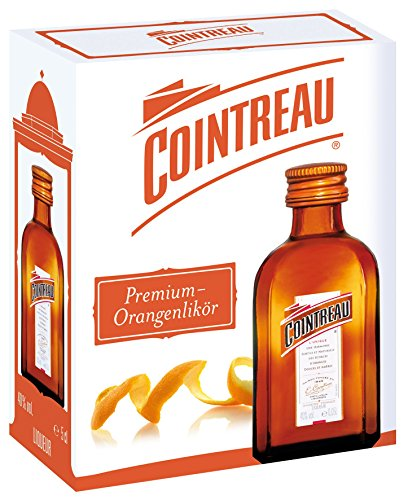 Cointreau - Orangenlikör (2 x 0.05 l)