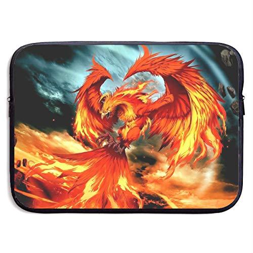 Funda Impermeable para portátil de 15 Pulgadas, maletín de Negocios con diseño de Phoenix, Funda Protectora, Funda para Ordenador BAG-4672