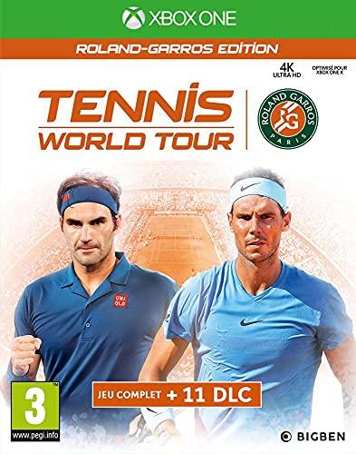 Tennis Welttournee Roland Garros Xbox One Spiel
