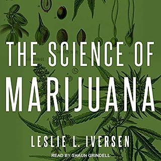 Page de couverture de The Science of Marijuana, Third Edition