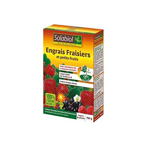 Engrais Fraisiers - Etui 750 g