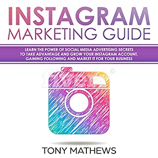 Instagram Marketing Guide cover art