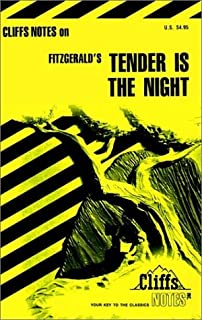 CliffsNotes on Fitzgerald's Tender Is the Night